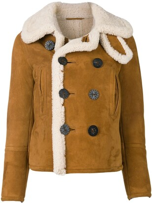 DSQUARED2 Sheepskin Shearling Jacket