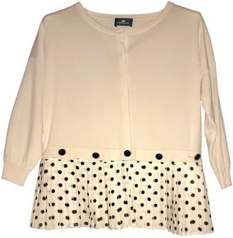 Elisabetta Franchi Beige Knitwear for Women