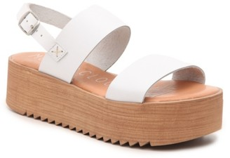 Musse & Cloud Isadora Platform Sandal