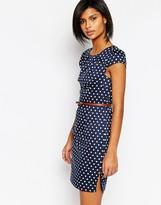 Vero Moda Belted Pencil Dress