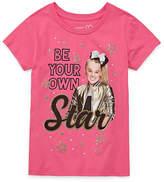 Jo-Jo JOJO Jojo Short Sleeve Crew Neck Descendants T-Shirt-Big Kid Girls