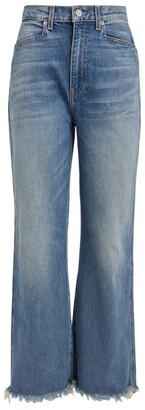 Le Jean Juliette Wide-Leg Jeans