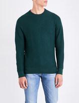 Tommy Hilfiger Crewneck knitted cotton jumper