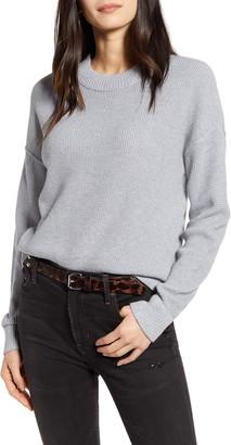 Treasure & Bond Thermal Stitch Pullover