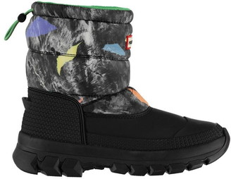 Hunter Insulated Snow Boots