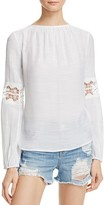GUESS Orlando Scoop Back Top