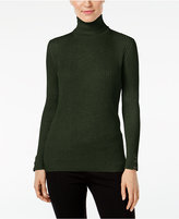 Style&Co. Style & Co. Turtleneck Sweater, Only at Macy's