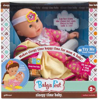 Sleep Time Baby Doll