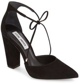 Steve Madden 'Pamperd' Lace-Up Pump