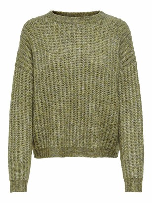 Only Women's Onlchunky L/s Pullover KNT Jumper