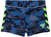 Hummel Multi Colour Boys Joss Swim Trunks