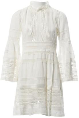 Sea New York Ecru Cotton Dresses