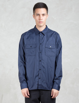 Norse Projects Hans Light Ripstop L/S Shirt