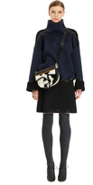 Tory Burch Gaucho Large Flap Bag