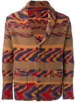 Missoni zig-zag pattern cardigan