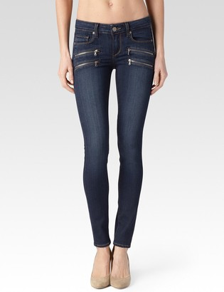Paige Edgemont Ultra Skinny-Nottingham No Whiskers