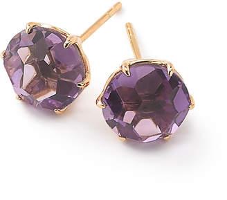 Ippolita 18k Rock Candy Amethyst Stud Earrings