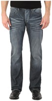 Buffalo David Bitton King Slim Bootcut Jeans Ventura in Distress Wash Men's Jeans