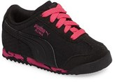 Puma Toddler Girl's Roma Sneaker