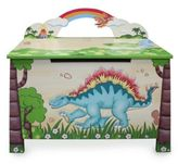 Teamson Dinosaur Kingdom Toy Chest