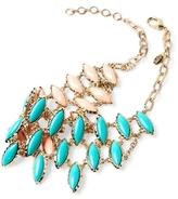 Amrita Singh Marquis Reversible Bib Necklace