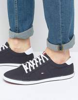 Tommy Hilfiger Harlow Lace Up Plimsolls
