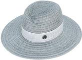 Maison Michel Virginie hat - women - Acetate/Straw/polyester - L