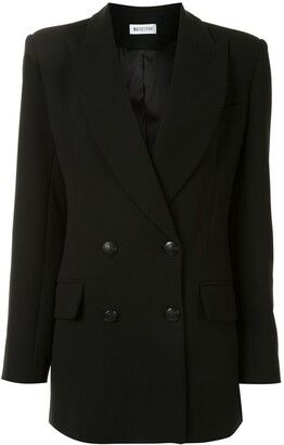 Maticevski Double-Breasted Fitted Jacket