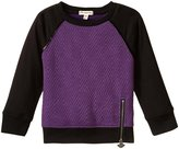 Appaman Caton Sweatshirt (Toddler/Kid) - Purple Passion - 5