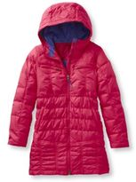 L.L. Bean Girls' Scrunch Down Coat