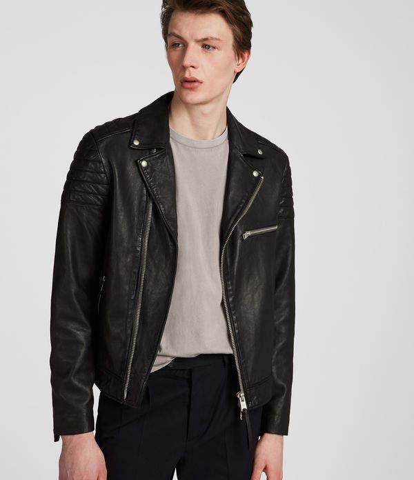 AllSaints Callahan Leather Biker Jacket
