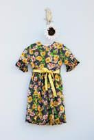 Mademoiselle Flower Print Dress