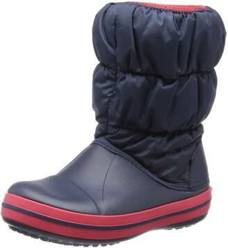 Crocs Kids' Winter Puff Boot Snow