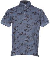 ANDREA FENZI Polo shirts