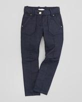 Little Marc Jacobs Two-Front Pocket Denim Jeans, Blue, 6Y-10Y