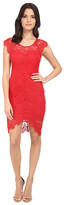 Brigitte Bailey Ruby Lace Sheath Dress