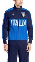 Puma Men's Figc Italia Fanwear Track Jacket