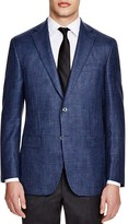 Jack Victor Loro Piana Sheppard's Check Classic Fit Sports Coat - 100% Bloomingdale's Exclusive