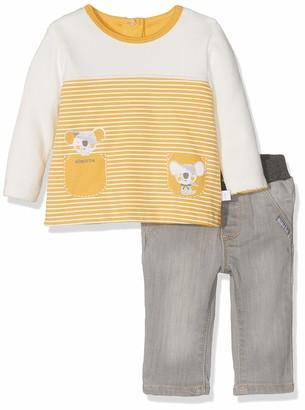 Absorba Baby Girls' 7p36331-ra Ens Pantalon Clothing Set