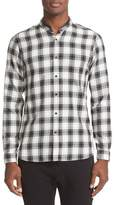 The Kooples Trim Fit Check Shirt
