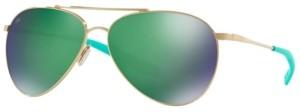 Costa del Mar Polarized Sunglasses, Piper 58