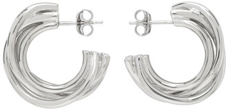 COMPLETEDWORKS Silver Encounter Earrings