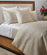 The Art of Home from Ann Gish Cloud Textured Metallic Duvet Set