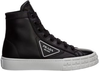 Prada Shadow Original High-top Sneakers