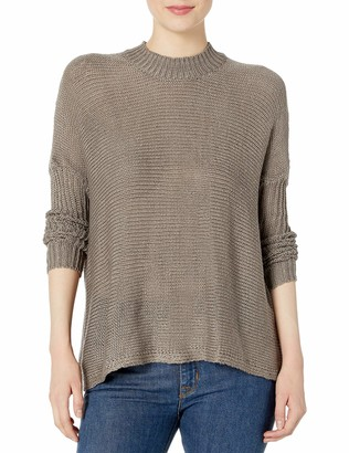 LIRA Women's Becca Mock Neck Sweater