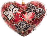 Jay Strongwater Austrian Artisan Heart Tree Decoration