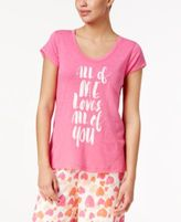 Hue Graphic-Print Pajama T-Shirt