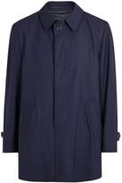 Corneliani Blue Wool Jacket
