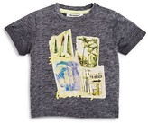 3 Pommes Infant Boys' Beach Photo Tee - Sizes 3-24 Months