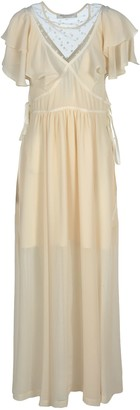 Philosophy di Lorenzo Serafini Philosophy Philosophy Ruffle Long Dress